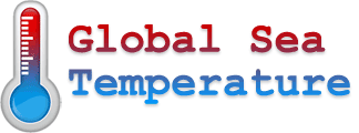 Global sea temperature